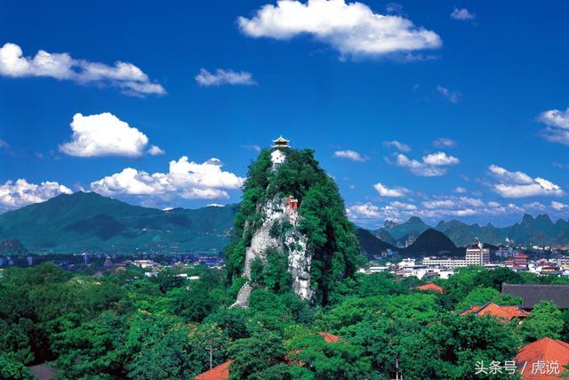 你們還以為「桂林山水甲天下」只是在讚美桂林山水嗎? - 每日頭條