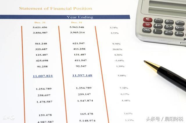 明白這六點。讓您讀懂財務報表外的語言 - 每日頭條