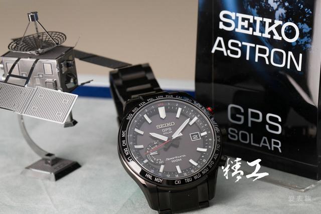 給點陽光就能燦爛--精工Astron系列GPS定位太陽能腕錶 - 每日頭條
