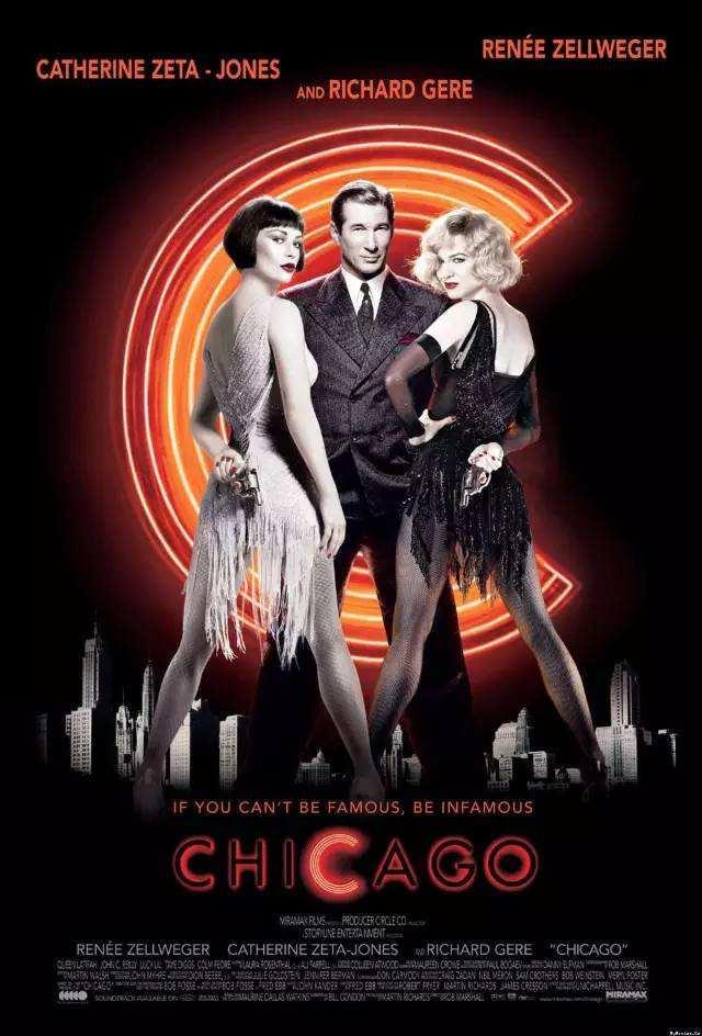 看不下去音樂劇電影?沒事,一部《芝加哥》讓你愛上音樂劇 - 每日頭條