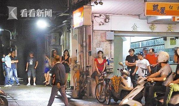 臺北萬華站街賣淫者泛濫 警局長巡視竟被私娼襲大腿內側 - 每日頭條