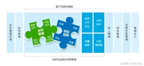 什麼是業務項目管理?8Manage PPM詮釋新企業管理模式 - 每日頭條