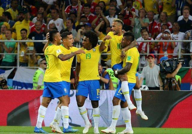 世界盃巴西VS比利時戰力分析勝負預測。內馬爾成巴西關鍵因素 - 每日頭條