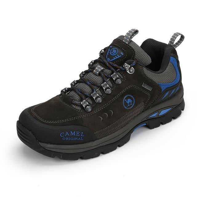 防滑耐磨登山鞋,輕鬆行走在快樂中 - 每日頭條