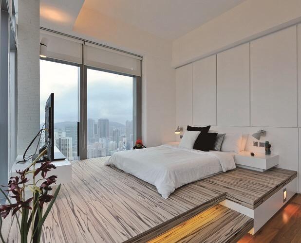 日式睡房地臺 不宜過矮礙健康 - 每日頭條