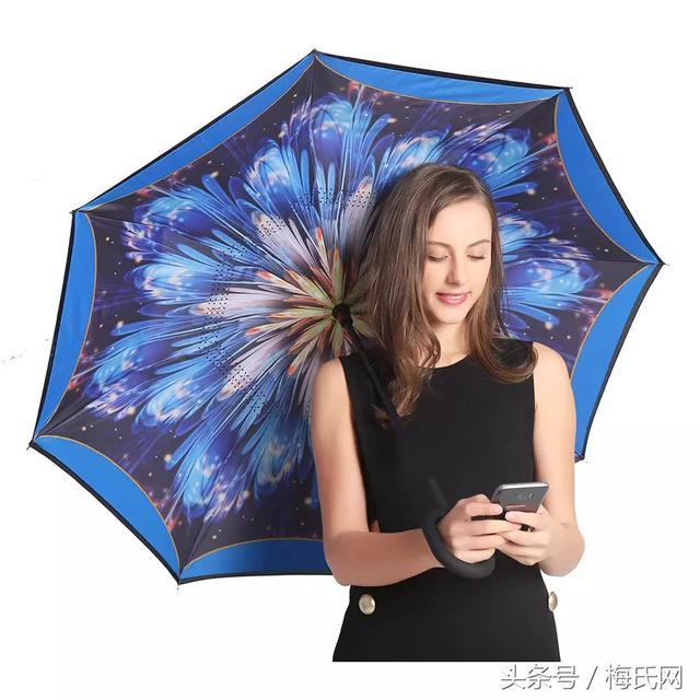 雨傘將退出中國家庭!浙江造「避雨套」一炮而紅。再大風雨不濕身 - 每日頭條