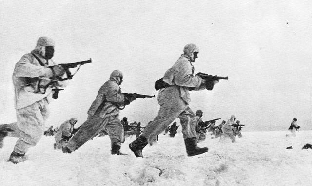 神秘「亞洲部隊」效力納粹德國,人數超7萬,多次與盟軍交戰 - 每日頭條