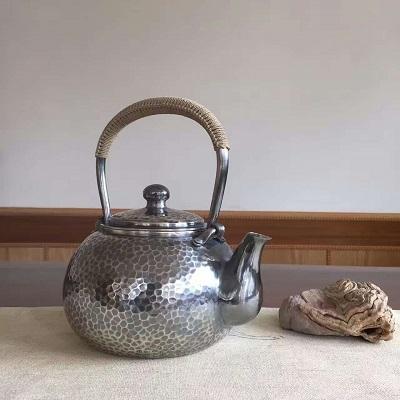 銀壺沖泡哪些茶。更能凸顯茶的精靈氣 - 每日頭條