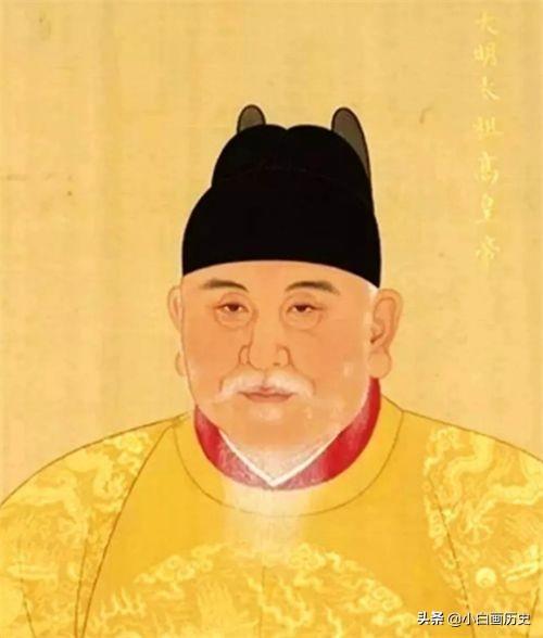 朱元璋為何不把皇位傳給能幹的朱棣?專家:誰都能坐。就朱棣不行 - 每日頭條