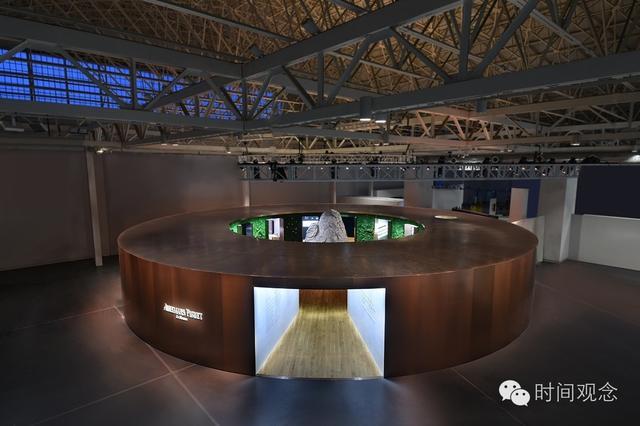 愛彼在上海西岸建了一座臨時博物館 - 每日頭條