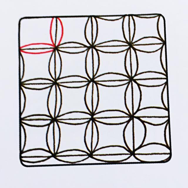 簡單就是終極的複雜——禪繞畫 基本圖樣(二) - 每日頭條