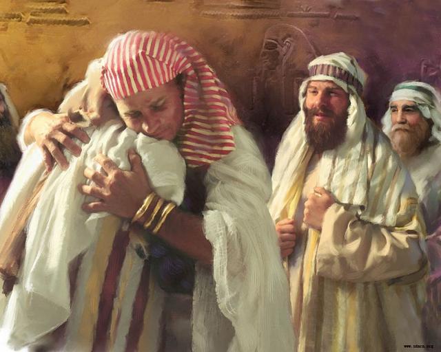 創世紀(十一):解讀約瑟的故事(陪你讀《聖經》系列) - 每日頭條