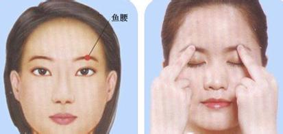 眼部六大穴位,按摩對了疾病遠離 - 每日頭條