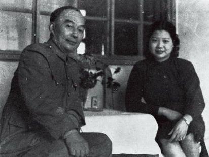 西北王胡宗南和孔二小姐的政治婚姻為何會被戴笠攪黃? - 每日頭條