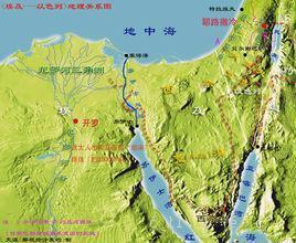 發現埃及:埃及的地理 - 每日頭條