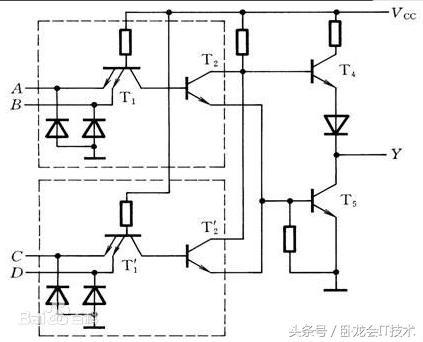 TTL和CMOS電平有什麼區別?解釋一下什麼是TTL和CMOS電平! - 每日頭條