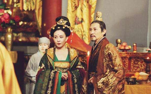 大唐秘史:唐肅宗張皇后——都是虛榮與野心惹的禍 - 每日頭條