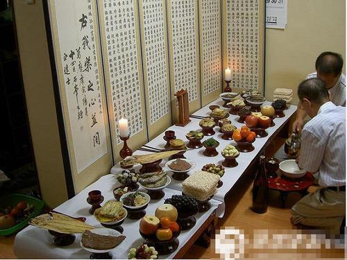 韓國也過中秋。實拍韓國人的中秋節。 - 每日頭條