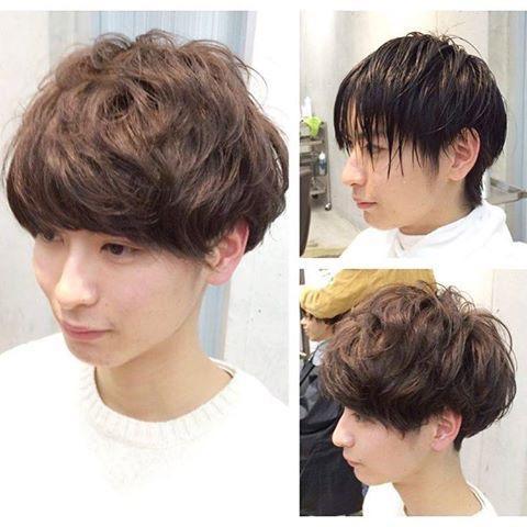 亞洲男士捲髮與短髮髮型,2017型男必備款 - 每日頭條