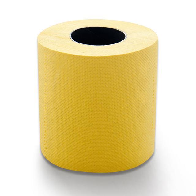 現在很流行黃色的衛生紙。真的好嗎?好在哪裡? - 每日頭條