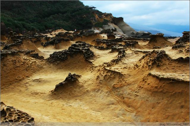 地質奇觀----臺灣野柳的蕈狀巖 - 每日頭條
