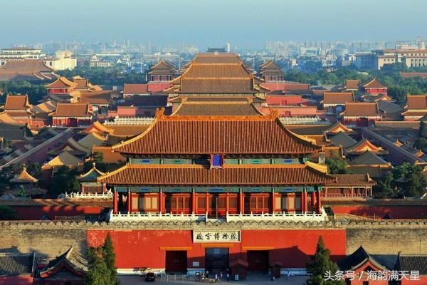 歷史上的中國都城都在哪些地方建都 - 每日頭條