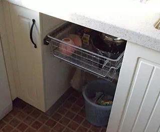 廚房垃圾桶應該如何收納? - 每日頭條