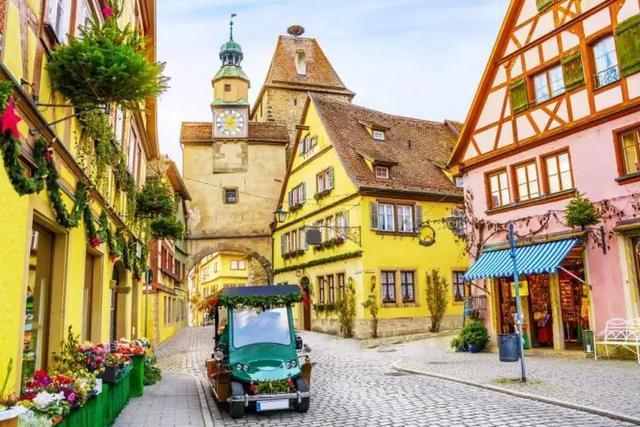 德國旅遊必去的景點。簡直就是美cry - 每日頭條