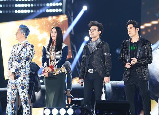 中國新歌聲:汪峰隊的蔣敦豪揀了個冠軍? - 每日頭條