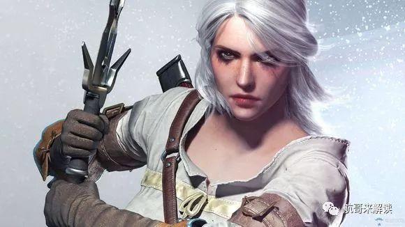 盤點一下《巫師3》中最美的10個女性角色 - 每日頭條
