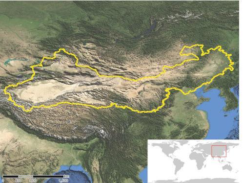 直擊始於1978年的世界最大的造林工程,中國創造的吉尼斯紀錄 - 每日頭條