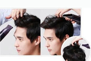 男生頭髮怎麼吹蓬鬆的手法技巧 - 每日頭條