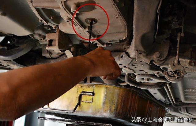 秒懂,福特探險者變速箱6F35,衝擊,頓挫,常見故障問題維修 - 每日頭條