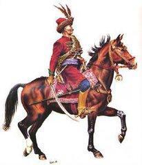 帝國絢爛的煙火:驃騎兵 - 每日頭條
