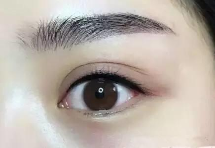 紋眉失敗後怎麼辦?洗眉後還能做嗎?我的眉毛是不是完了 - 每日頭條