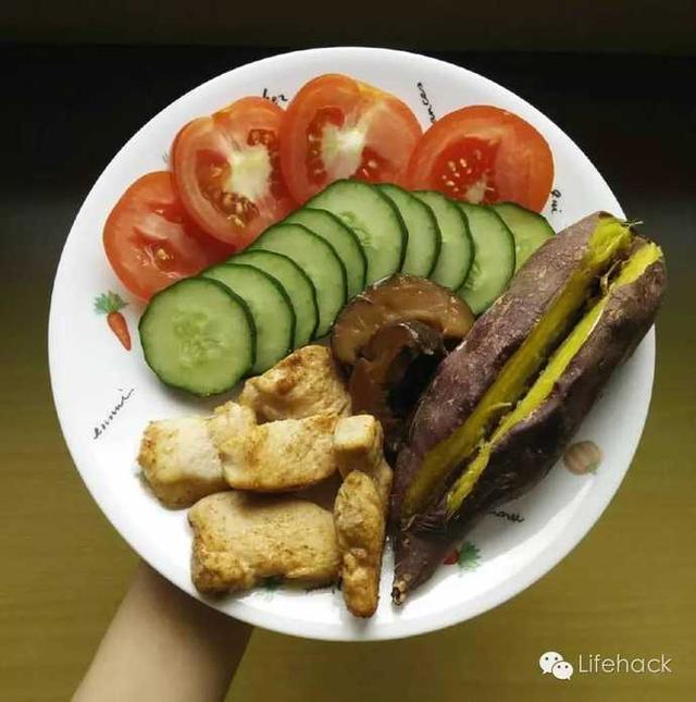 國外健身達人的減脂餐食譜,這樣吃就對了 - 每日頭條