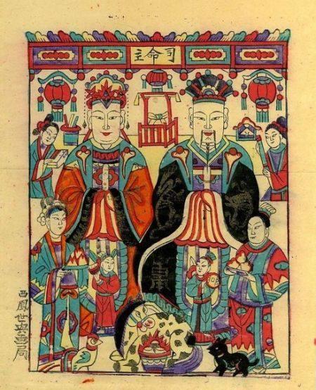 民間傳說中的「五祀」,保佑百姓的六大家神,現在有多少人知道? - 每日頭條