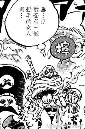 海賊王:大媽海賊團的三個主要戰力 有沒有達到你的期望? - 每日頭條