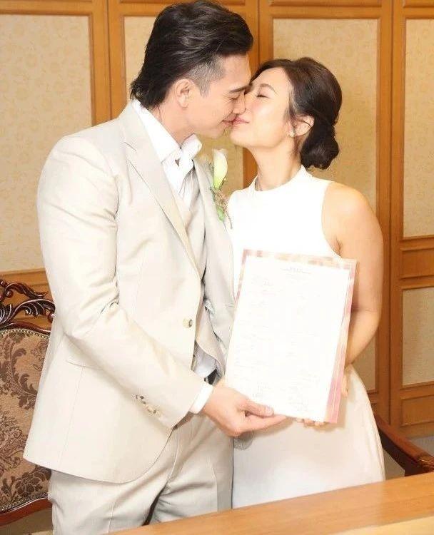 恭喜!TVB香港先生正式與圈外女友結婚:將在泰國加拿大補辦婚宴 - 每日頭條
