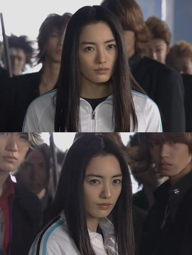 日本校園劇巔峰之作她主演。松本潤、小栗旬都是她的學生! - 每日頭條