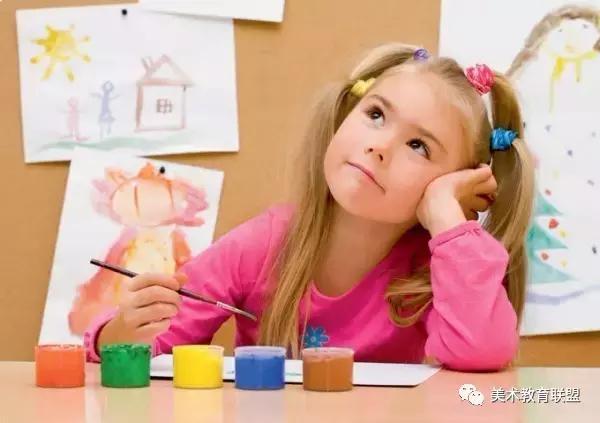 兒童繪畫發展階段,兒童繪畫里的藝術教育 - 每日頭條