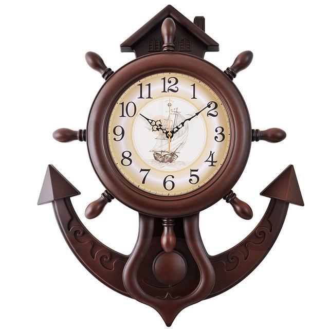 居家必備精緻時尚掛鐘讓家變更有格調 - 每日頭條