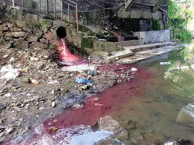 你知道工業廢水對土壤的污染有多嚴重嗎? - 每日頭條
