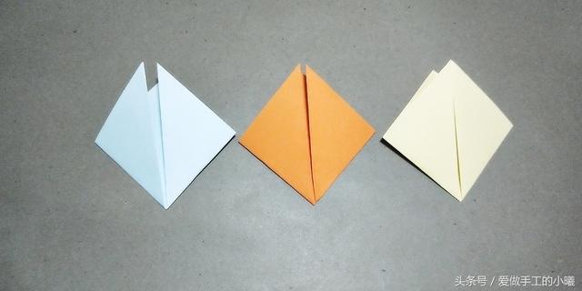 簡單禮物盒摺紙。送給小朋友很不錯的呦 - 每日頭條