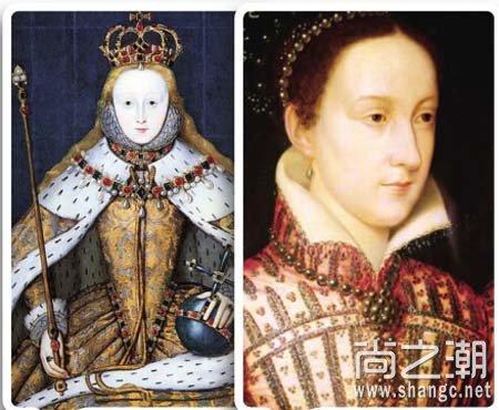 女孩應該富養?伊莉莎白和蘇格蘭瑪麗女王的故事分分鐘打臉 - 每日頭條