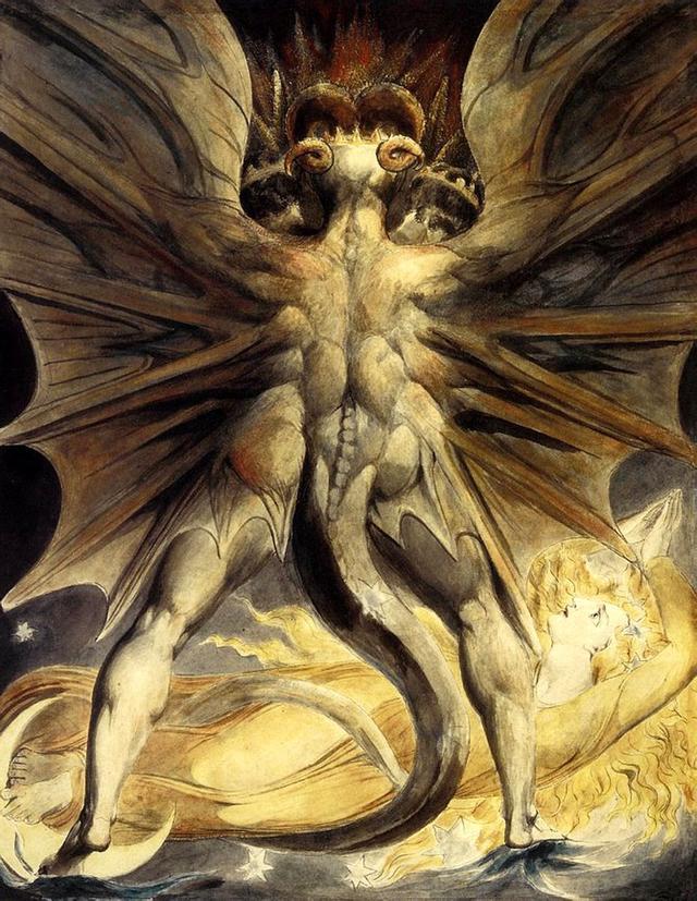 多頭巨蛇5——被忽視的敵對者·撒旦(Satan) - 每日頭條