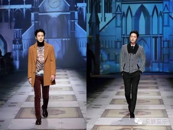 大長腿演員前身是模特,李鍾碩金宇彬趙寅成T臺好拉風 - 每日頭條
