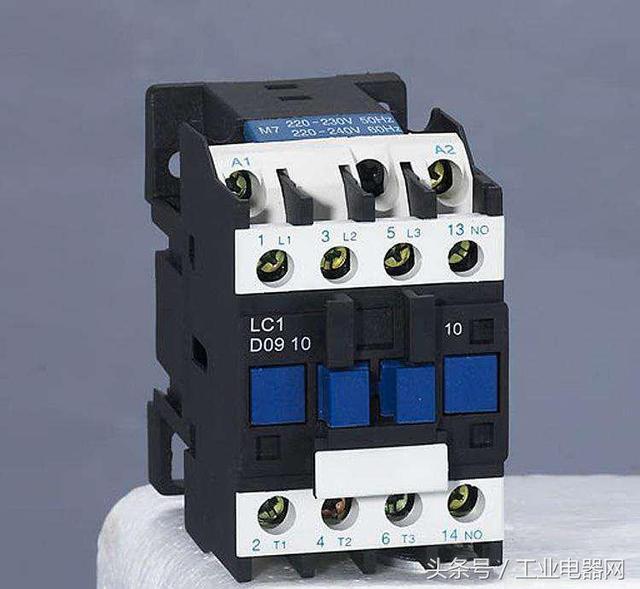 電氣百科:交流接觸器的選型與使用,低壓斷路器控制器設計 - 每日頭條