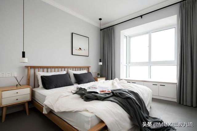 北歐風窗簾配色。成就專屬你的家裝風格 - 每日頭條