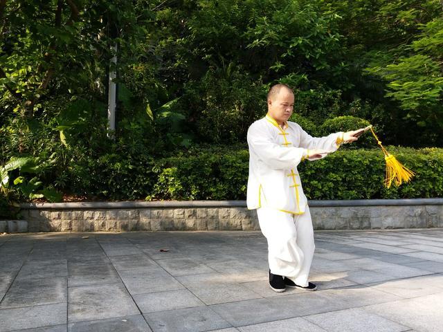 武當丹派劍術——九轉還原大法。是武當上層的武當丹派劍術 - 每日頭條